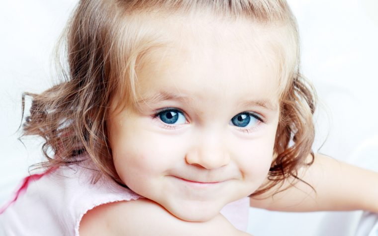 Brain activity, girls with Rett Syndrome