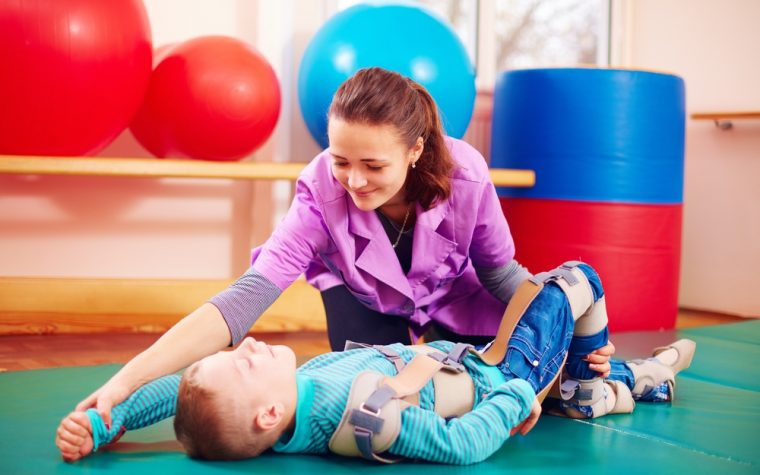 physical therapy, Rett syndrome